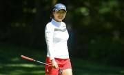 高尔夫:韩国的Ko在雨水冲击的Indy LPGA中获得了领先优势